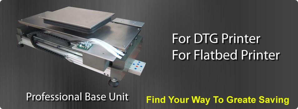 UFO Printer, Flatbed Printer, Textile Machine, UV Printer